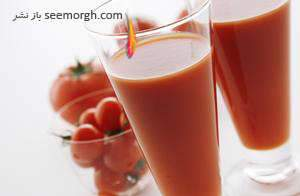 image گوجه فرنگی بهترین پیشگیر از سکته