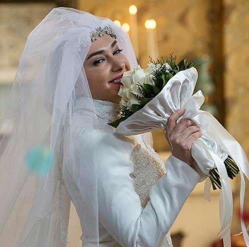 image, عکس های نقش جدید هانیه توسلی سریال شاهگوش