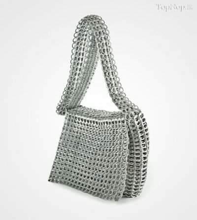 image آموزش ساخت کیف دستی با در قوطی نوشابه