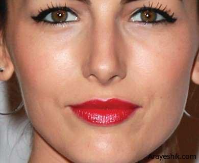 image آموزش بهترین مدل آرایش متناسب با هر نوع چشم