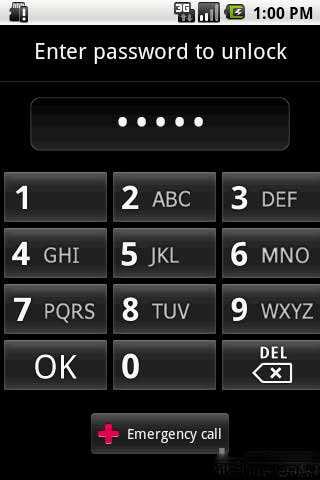 image آموزش تصویری قفل کردن صفحه موبایل اندرویدی
