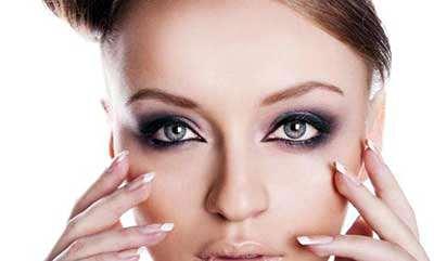 image ترفند چشم های درشت داشتن با آرایش