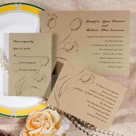 image, ایده های جدید ساخت و طراحی کارت عروسی