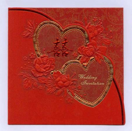 image ایده های جدید ساخت و طراحی کارت عروسی