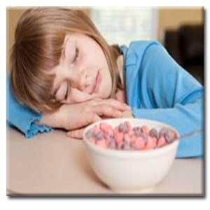 image شب ها چه بخوریم تا آرام بخوابیم