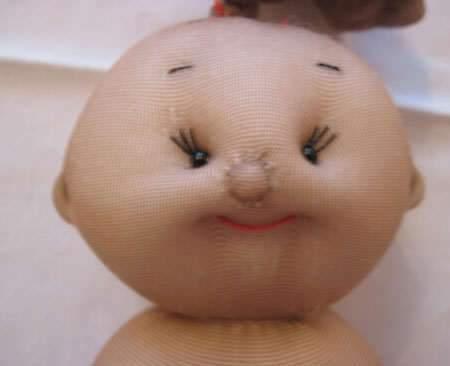 image, آموزش تصویری ساختن عروسک بامزه با جوراب