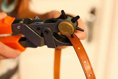 image, آموزش مقدماتی کار با چرم و چرمسازی