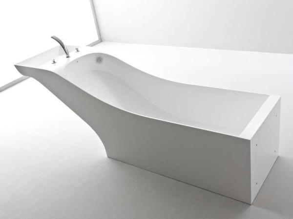 image مدرن ترین و جدیدترین طراحی وان حمام