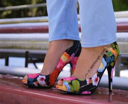 image مدل های جدید کفش زنانه بهار ۱۳۹۳