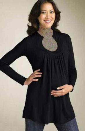 image مدل های جدید لباس بارداری برای مادران خوش سلیقه