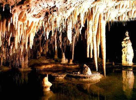image, گزارش تصویری از دیدنی ترین غارهای ایرانی