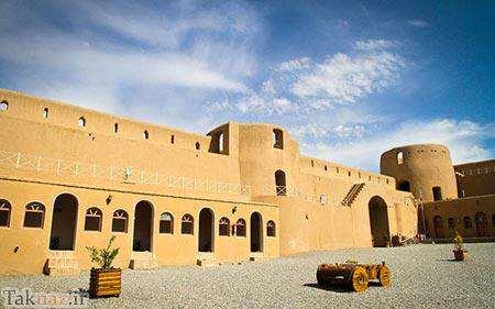 image عکس های دیدنی قلعه باستانی بیرجند و مشخصات