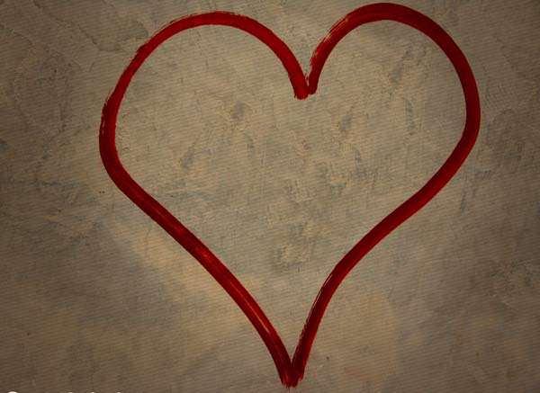 image گالری تصویری عکس های زیبا موضوع قلب