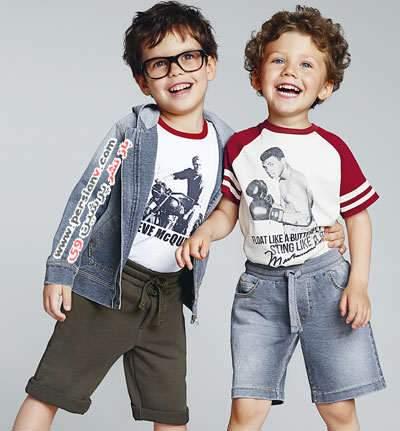 image شیک ترین مدل لباس پسر بچه ها