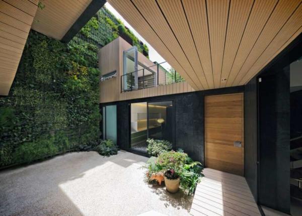 image, ایده های زیبای ساخت حیاط های باغی شکل کوچک