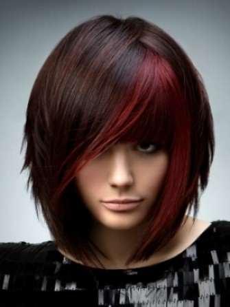 image جدیدترین مدل های صاف مو برای خانم های جوان