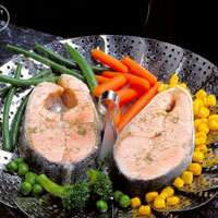 image مدل های سلامت پختن ماهی خوشمزه