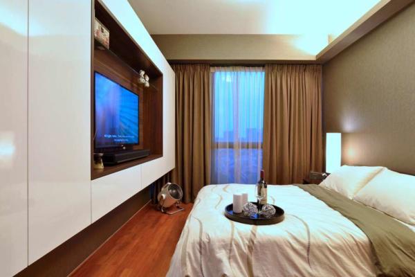 image, نحوه چیدمان آپارتمان کوچک سبک شیک و کاربردی