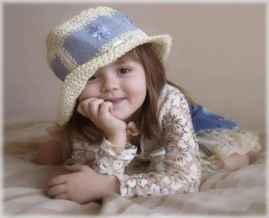 image عکس های ناز از دختر بچه های ناز