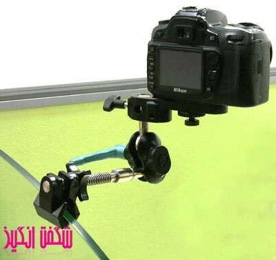 image, آموزش استفاده از سه پایه دوربین عکس برداری