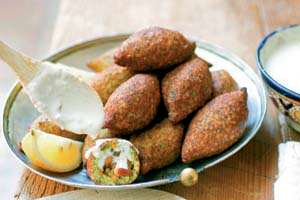 image آموزش کامل تهیه کباب گوشت عربی لبنانی