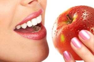 image خوراکی های مفید برای داشتن دندان های سالم