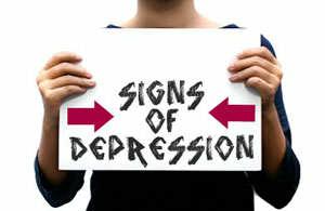 image کلیدی ترین نشانه های اینکه افسردگی داریم یا نه