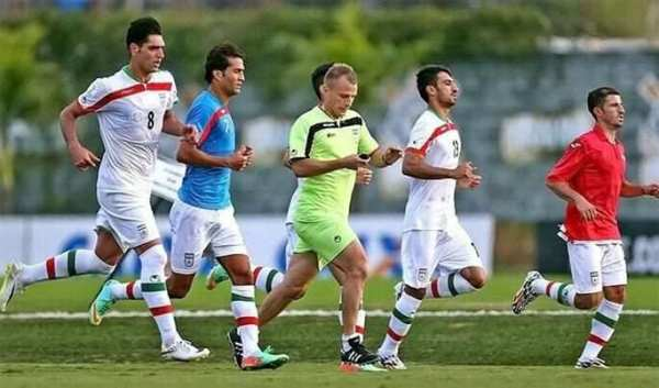 image, جدیدترین عکس های فوتبالیست های ایرانی در برزیل