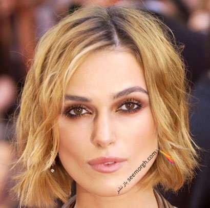 image معروف ترین مدل موهای تابستانی بازیگرها