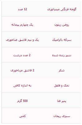 image تهیه سالاد شیک با گوجه فرنگی کبابی