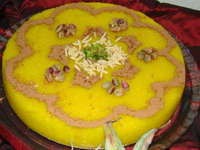 image, تزیین های زیبای غذاهای سفره افطاری