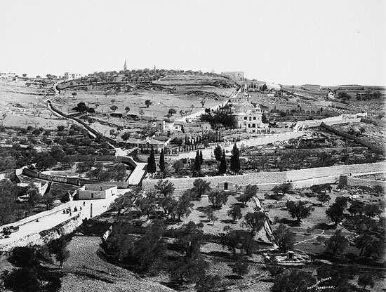 image عکس های زیبا از بیت المقدس قبل از جنگ ها