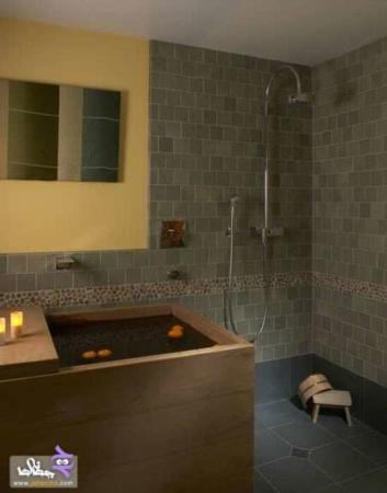 image چیدمان های شیک حمام برای خانه های ایرانی