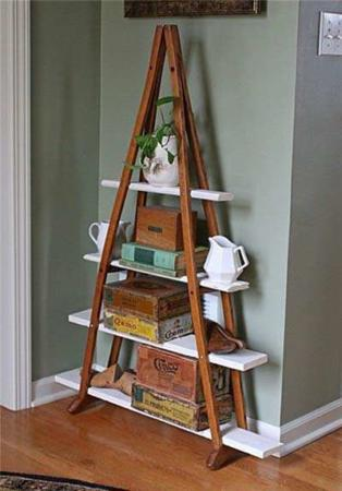 image سوژه های جالب کاربرد لوازم قدیمی در خانه