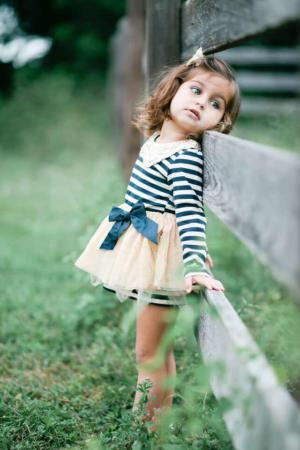 image زیباترین عکس ها از دختربچه های ناز