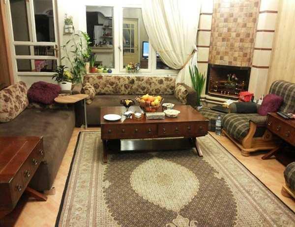 image, عکس چیدمان خانه های شیک ایرانی