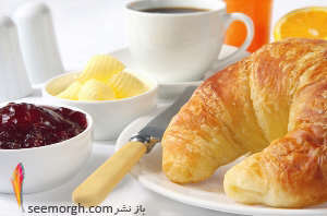 image خوردن صبحانه بهترین تضمین چاق نشدن