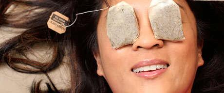 image معجزه های واقعی برای درمان پف زیر چشم