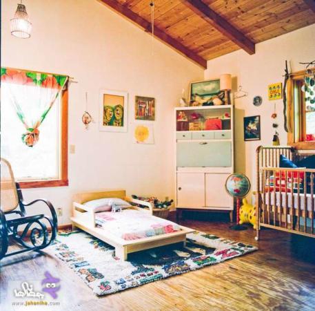 image دکوراسیون و تزئینات جدید سیسمونی نوزاد