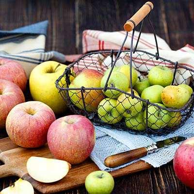 image اسم و خواص بهترین میوه های فصل پاییز
