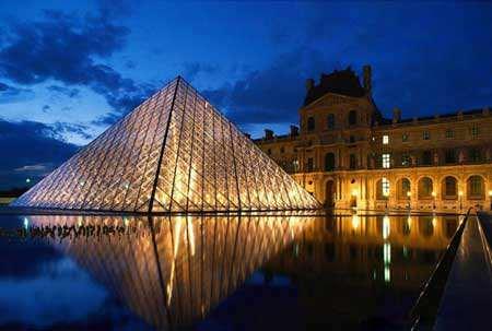 image گزارش تصویری از جاهای دیدنی پاریس فرانسه