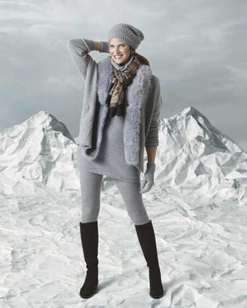 image, شیک ترین لباس های زنانه زمستانی ۲۰۱۴
