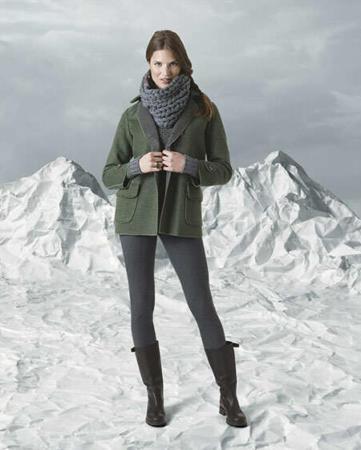 image شیک ترین لباس های زنانه زمستانی