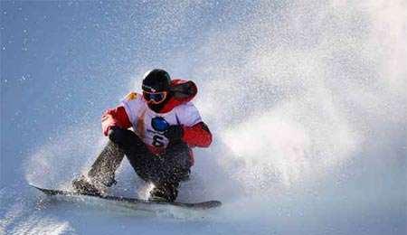 image اسکی باز کانادایی مسابقات قهرمانی جهان استرالیا