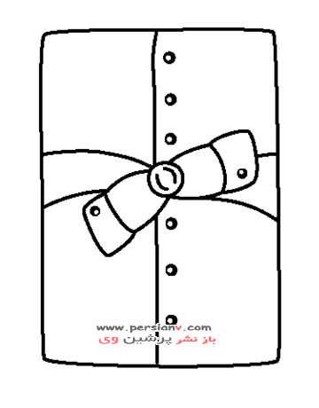 image آموزش تصویری تا کردن پیراهن کادویی