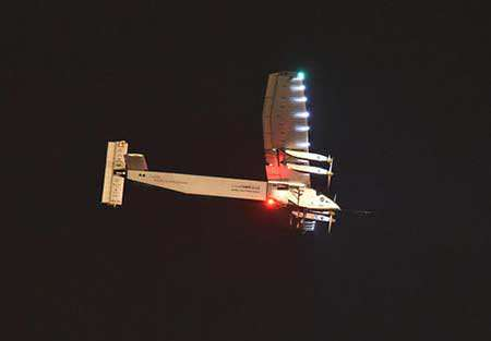 image, هواپیمای خورشیدی ساخت سوییس بر فراز چین