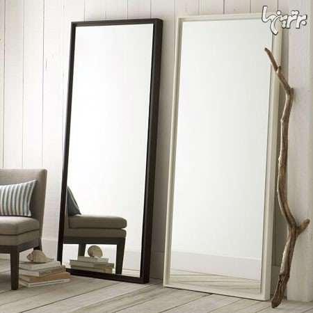 image چطور با آینه دکوراسیون خانه را شیک کنیم