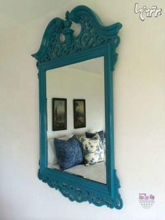 image, چطور با آینه دکوراسیون خانه را شیک کنیم