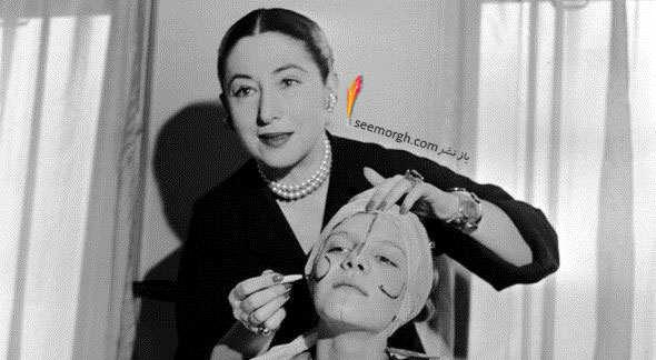 image آموزش آرایش چشم های به گونه ای جذاب