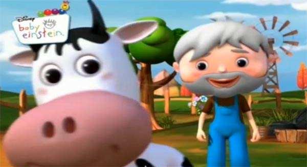دانلود تبلیغ گاوا شیر دارن